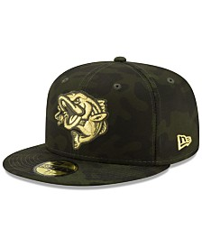 New Era Gwinnett Stripers Armed Forces Day 59FIFTY Fitted Cap