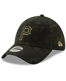 New Era Pittsburgh Pirates Armed Forces Day 39THIRTY Cap