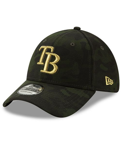 New Era Tampa Bay Rays Armed Forces Day 39THIRTY Cap
