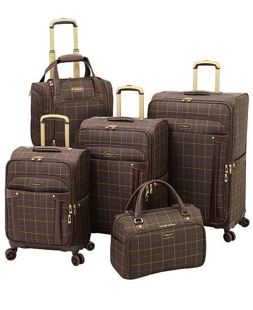 London Fog Brentwood Softside Luggage Collection, Created for Macy's