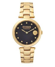 Versus Women's Gold Bracelet Watch 18mm