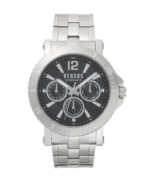 Versus by Versace Versus Men's Silver Bracelet Watch 22mm