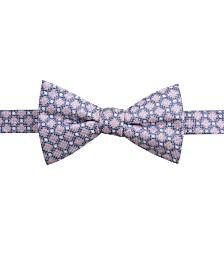 Ryan Seacrest Distinction™ Men's Bona Pre-Tied Neat Jaspé Bow Tie, Created for Macy's