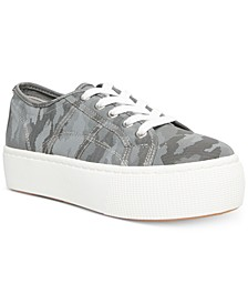 Women's Emmi Flatform Lace-Up Sneakers