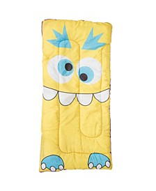 Sparky The Friendly Monster Sleeping Bag