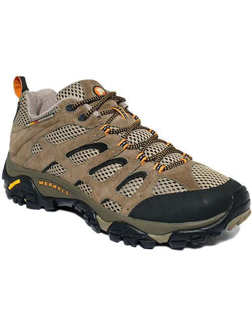 Merrell Moab Ventilator Lace-Up Shoes