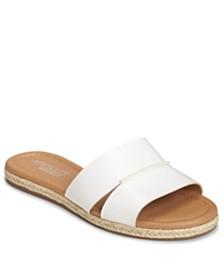 Aerosoles Back Drop Slide Sandals