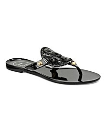 Georgica Thong Jelly Sandals