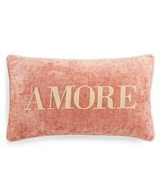 "Amore 14"" x 24"" Decorative Pillow"