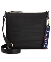 b9f72c7ee Tommy Hilfiger Messenger Bags and Crossbody Bags - Macy's