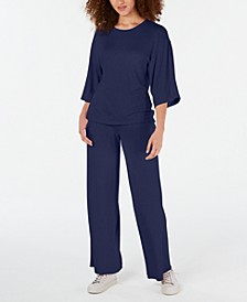Tie-Back Top, Created for Macy's