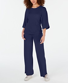 Ideology Tie-Back Top, Created for Macy's