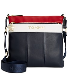 Peyton North South Crossbody