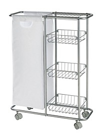Slim Collecting Trolley