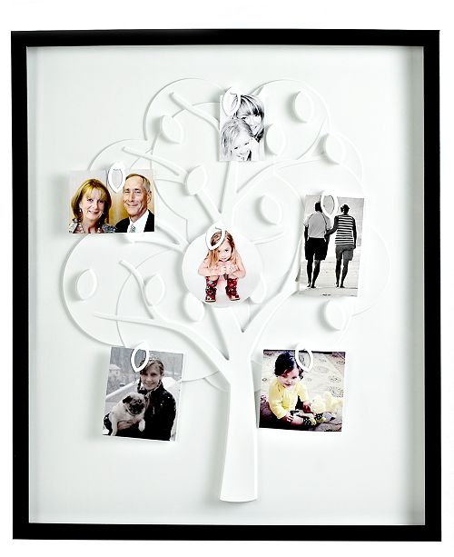 Umbra Family Tree Wall Frame Picture Frames Macys