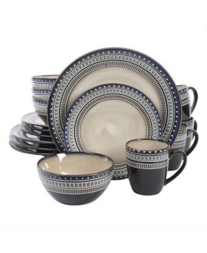 Image of Althea 16 Piece Stoneware Dinnerware Set