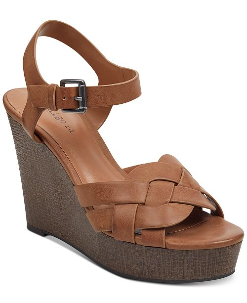 indigo rd. Kady Wedge Sandals