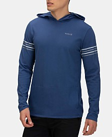 Huyrley Men's Monroe Long-Sleeve Hoodie