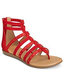 Nuchlear Gladiator Sandals