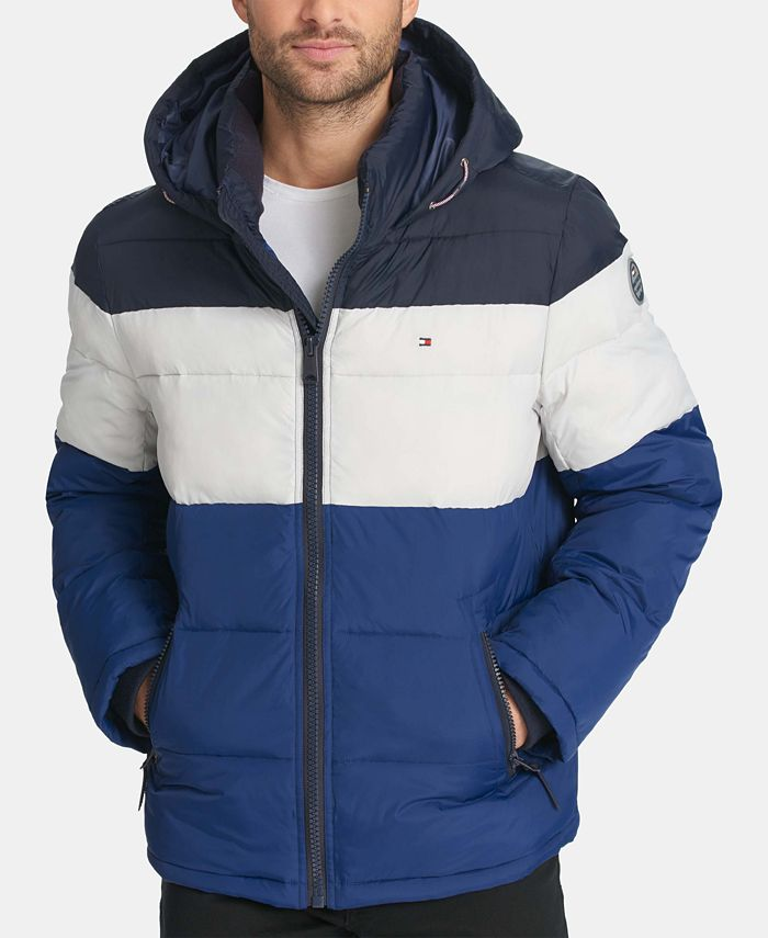 Tommy Hilfiger - Men's Quilted Puffer Jacket