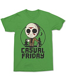 Casual Friday The 13th Men's Graphic T-Shirt