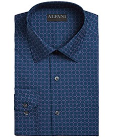 Men's Classic/Regular Fit Dress Shirt, Created for Macy's