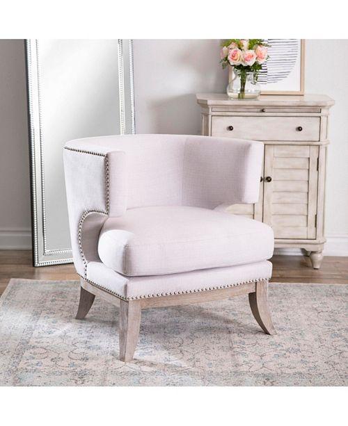 Abbyson Living Julia Accent Chair Amp Reviews Chairs