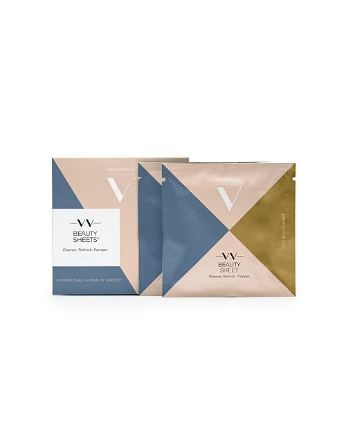 The Perfect V Individual Beauty Sheets for The Perfect VTM