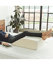 Zuma Leg Rest Therapeutic Foam Wedge Pillow