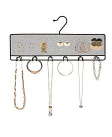 Simplify 12 Hook Jewellery Storage Hanger