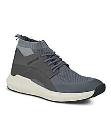 Men's Knit Sock Mesh Fashion Sneaker