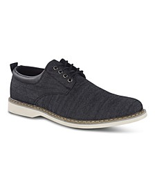 Men's Casual Chambray Oxford Shoes