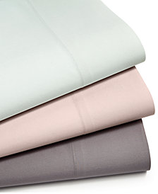 Whim By Martha Stewart Collection Cotton Blend Sheet Set, Created for Macy's