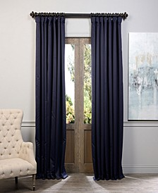 """Extra Wide Blackout 100"""" x 108"""" Curtain Panel"""
