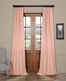 """Semi Sheer 50"""" x 96"""" Curtain Panel"""