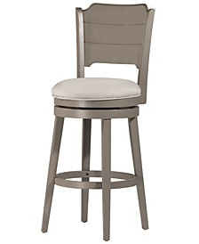 Clarion Swivel Counter Height Stool