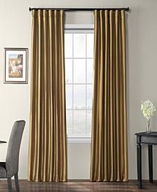 "Blackout Taffeta 50"" x 108"" Curtain Panel"