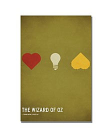 "Christian Jackson 'Wizard of Oz' Canvas Art - 32"" x 22"""