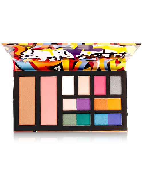 Created For Macy's Color Riot Eyeshadow & Face Palette