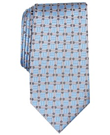 Perry Ellis Men's Baert Classic Geometric Neat Tie
