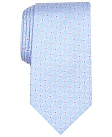 Men's Meira Classic Grid Dot Tie