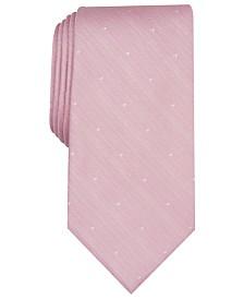 Perry Ellis Men's Burro Classic Dot Tie