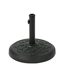 Tyler Outdoor Umbrella Base, Quick Ship