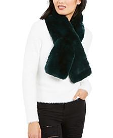Rachel Faux-Fur Scarf, Created for Macy's