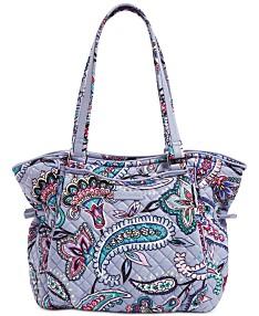 bcced78c0b3bd Vera Bradley Iconic Glenna Small Shoulder Bag