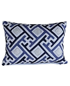 "Modern Zenwave Throw Pillow Cover 20"" x 20"""