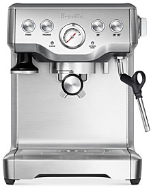 BES840XL Espresso Maker, The Infuser