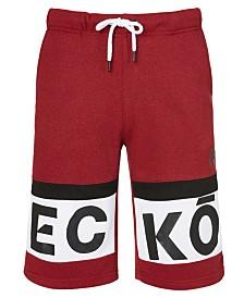 Ecko Unltd Men's Brand Of The Bold Knit Short