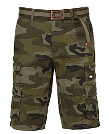 Men's Mini Stacked 19 Cargo Short 12""