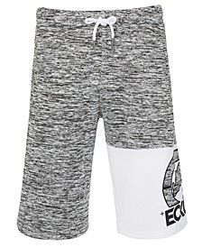 Men's Fly Set Knit Short